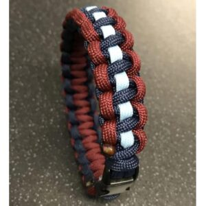 Braided RAF Wrist Band-2