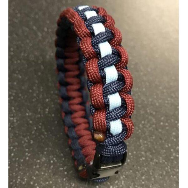 Braided RAF Wrist Band-2
