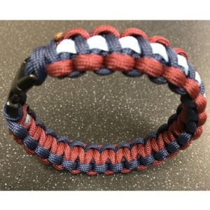Braided RAF Wrist Band