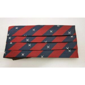 Cummerbund RAF R Crossed Rifles Regiment