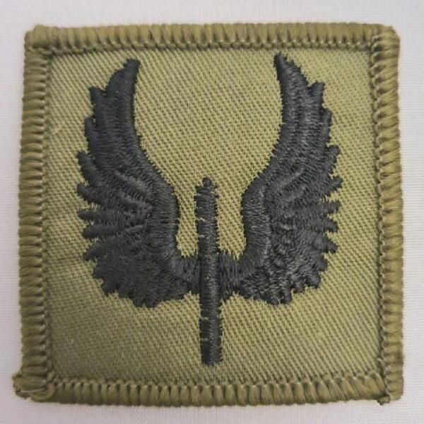 II Squadron DZ Patch