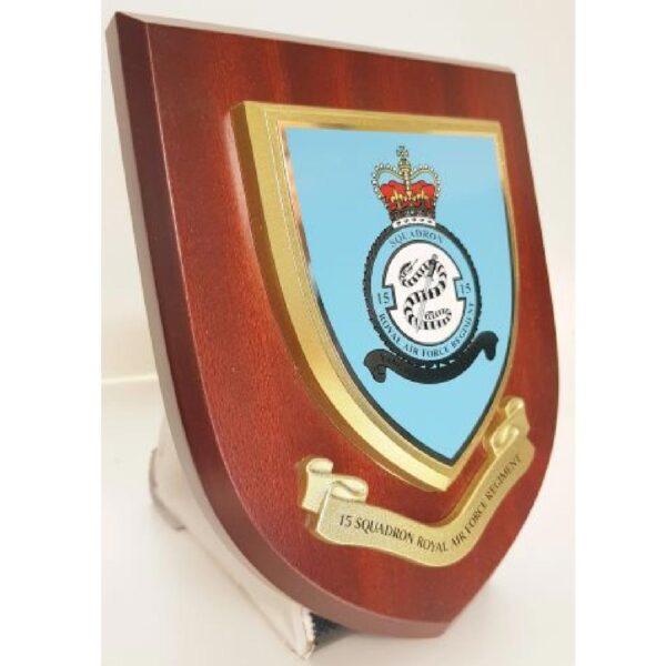 RAF 15 SQUADRON Plaque