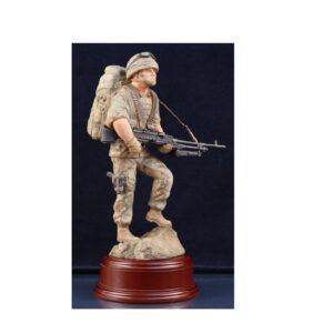RAF GPMG Gunner, Soldier, RAF Regiment