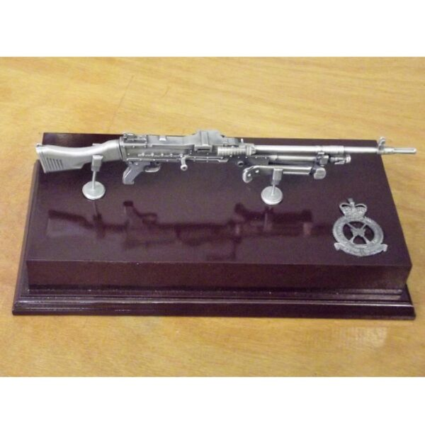 RAF GPMG Large Scale Weapon Plaque