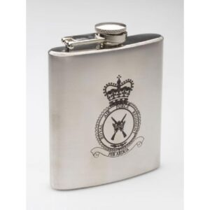 RAF Heritage Stainless Steel Hip Flask