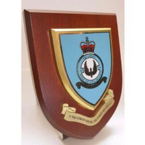 RAF II SQUADRON Plaque