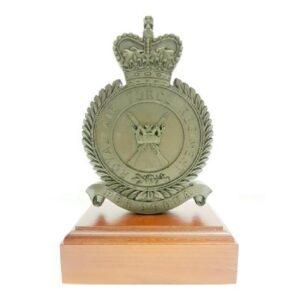 RAF REGIMENT CREST