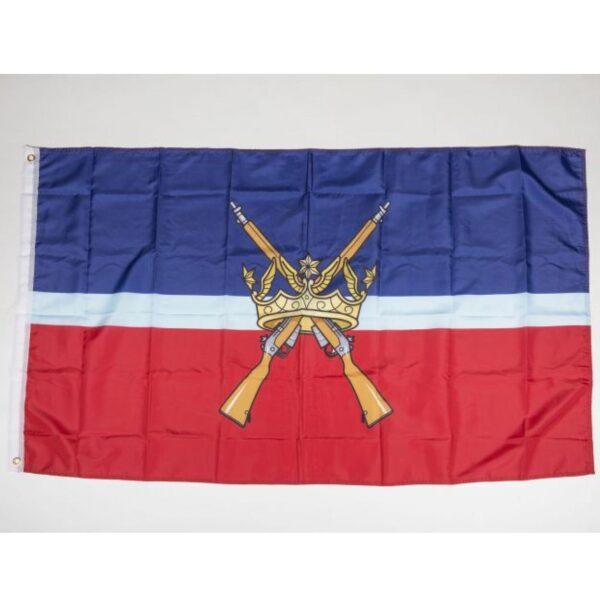 RAF Regiment Flag
