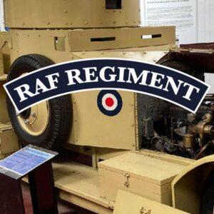 Visit RAF Regiment Heritage Centre Honington Tour