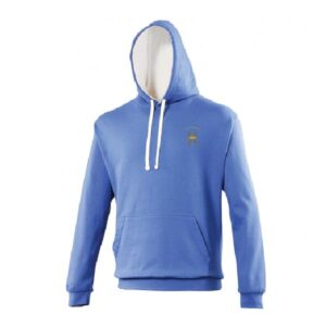 RAF Regiment Hoodie Royal Blue Arctic White