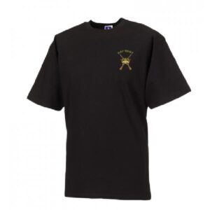RAF Regiment T-Shirt Black