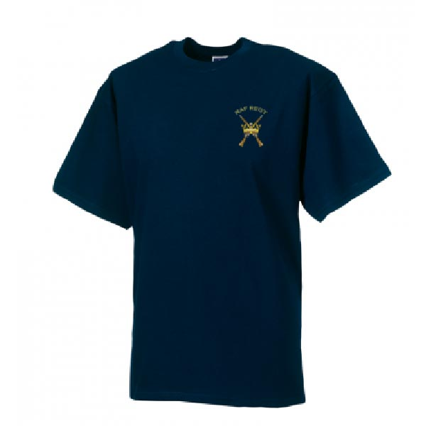 RAF Regiment T-Shirt Navy