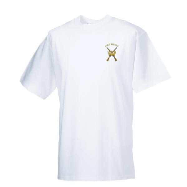 RAF Regiment T-Shirt White