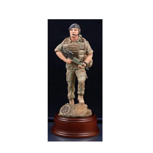 RAF Royal Air Force Regiment, Daily Foot Patrol