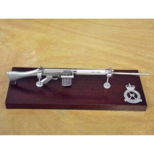 RAF SLR Large Scale Weapon Plaque