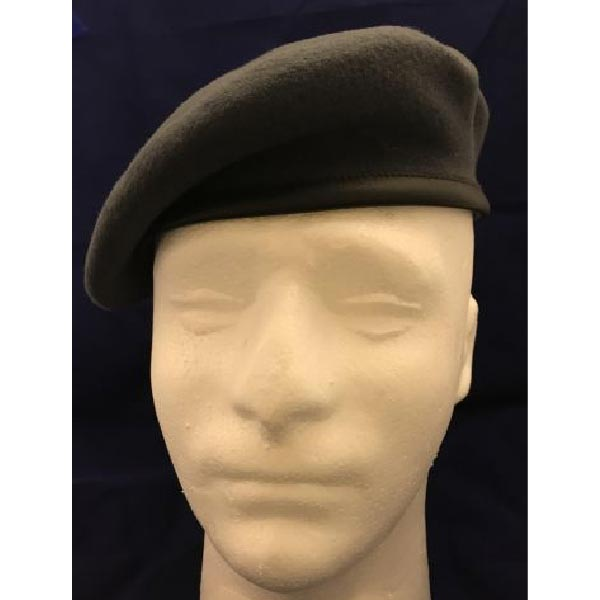 Small Crown RAF Beret leather band