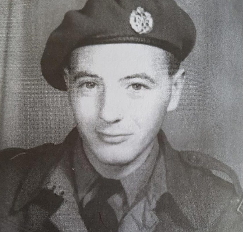 CORPORAL HARRY GREEN MM
