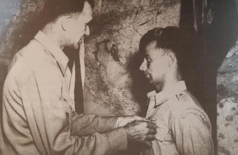 SERGEANT GEORGE OVEREND (US) SOLDIER'S MEDAL